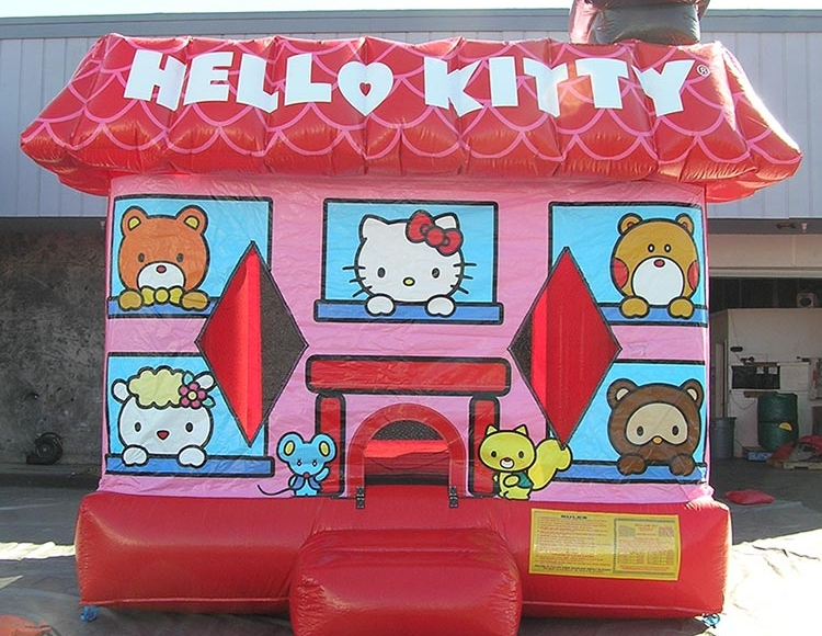 Hello Kitty Jump 15x15
