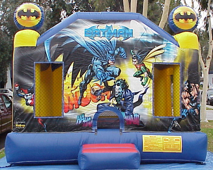 Batman Jump House 15x15